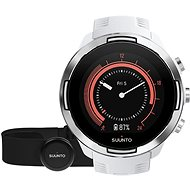 Suunto 9 Baro HR White - Smart hodinky