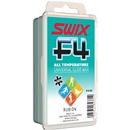 Swix F4, tuhý s korkom 60 g - Lyžiarsky vosk