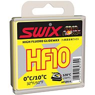 Swix skluz.vysoko fluor., 40g, 0°C/+10°C - Vosk