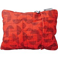 Therm-A-Rest Compressible Pillow Red Print Medium - Vankúš