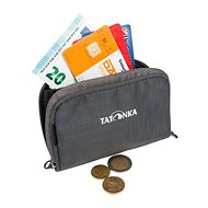 Tatonka BIG PLAIN WALLET titan grey - Peňaženka