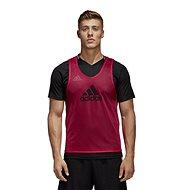 Distinctive Adidas Training Bib, PINK, size S - Jersey