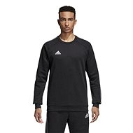 Adidas Core18 SW Top, BLACK, size S - Sweatshirt