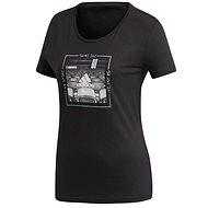 Adidas Mood Tee BLACK S - Tričko