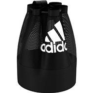 Vak na lopty adidas, čierny - Vak na lopty