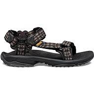TEVA Terra Fi LITE RAMBLER BLACK - Sandále