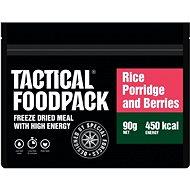 Tactical Foodpack Ryžová kaša s malinami - Jedlo