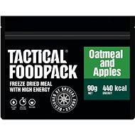 Tactical Foodpack Ovsená kaša s jablkami - Jedlo
