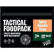 Tactical Foodpack Pikantná rezancová polievka - Jedlo