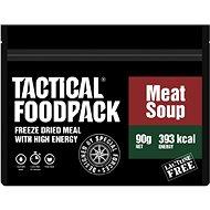 Tactical Foodpack Mäsová polievka - Jedlo