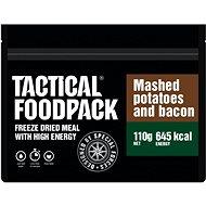 Tactical Foodpack Pučené zemiaky so slaninou - Jedlo