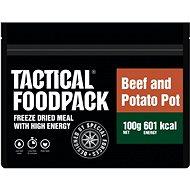 Tactical Foodpack Hovädzie mäso so zemiakmi - Jedlo