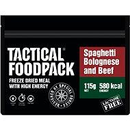 Tactical Foodpack Boloňské špagety s hovädzím - Jedlo