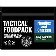Tactical Foodpack Rezance s kuracím mäsom - Jedlo