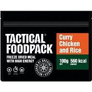 Tactical Foodpack Kura na kari s ryžou - Jedlo