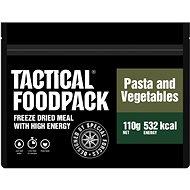 Tactical Foodpack Cestoviny so zeleninou - Jedlo