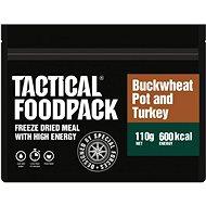 Tactical Foodpack Morčacie mäso s pohankou - Jedlo