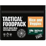 Tactical Foodpack Zelenina s ryžou - Jedlo