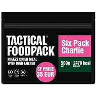 Tactical Foodpack Set 6× MRE Tactical Six Pack Charlie - Jedlo