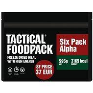 Tactical Foodpack Týždenná súprava, Tactical Pack Alpha - Jedlo