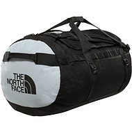 The North Face GILMAN DUFFEL sivá – L - Taška
