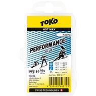 Toko Performance parafín modrý 40 g - Vosk