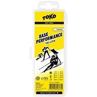 Toko Base Performance Hot Wax, Yellow, 120g - Wax