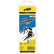 Toko Base Performance Hot Wax, Blue, 120g - Wax