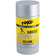 Vosk Toko Nordic Grip Wax žltý 25 g