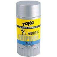 Toko Nordic Grip Wax modrý 25 g - Vosk