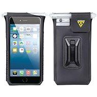 Topeak Smartphone Drybag pre iPhone 6, 6s, 7, 8 čierna - Držiak na bicykel