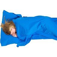 Vložka do spacáku Lifeventure Cotton Sleeping Bag Liner blue rectangular