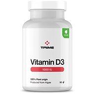 Trime D3 1000IU, plant-based, 90 kapslí - Vitamín