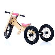 Trybike 4 v 1 ružové - Športové odrážadlo