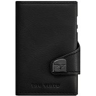 TRU VIRTU Click and Slide TWIN – kožená Nappa Black