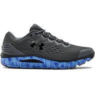 Under Armour Charged Intake 4 Exo sivá/modrá - Bežecké topánky