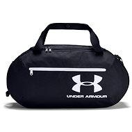 Under Armour Roland Duffel MD čierna/biela - Športová taška