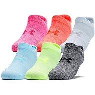 Under Armour Essential biela/čierna 36 – 41 - Ponožky