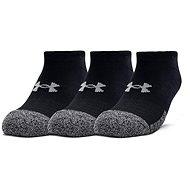 Under Armour Heatgear NS 3 pack black - Ponožky