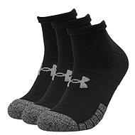 Under Armour Heatgear Low Cut black - Ponožky