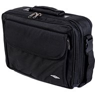 Umbro Briefcase Bag Black/White L - Taška cez plece
