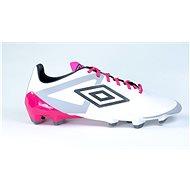Velocita PRO FG White/Pink, vel. 41,5 EU / 265 mm - Kopačky