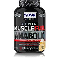 USN Muscle Fuel Anabolic, 2000g, Vanilla - Gainer