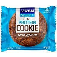USN Protein Cookie, 60 g - Proteínová tyčinka
