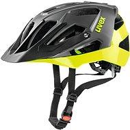 Uvex Quatro, Black Neon-Lime L - Prilba na bicykel