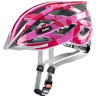 Uvex I-Vo C, Dark Pink Shiny S/M - Prilba na bicykel