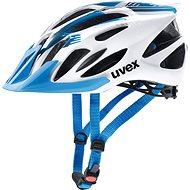 Uvex Flash, White Blue L - Prilba na bicykel