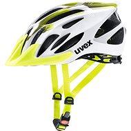 Uvex Flash, White Lime - Prilba na bicykel