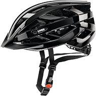 Uvex I-Vo, Black - Prilba na bicykel