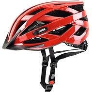 Uvex I-Vo, Red Metalic - Prilba na bicykel